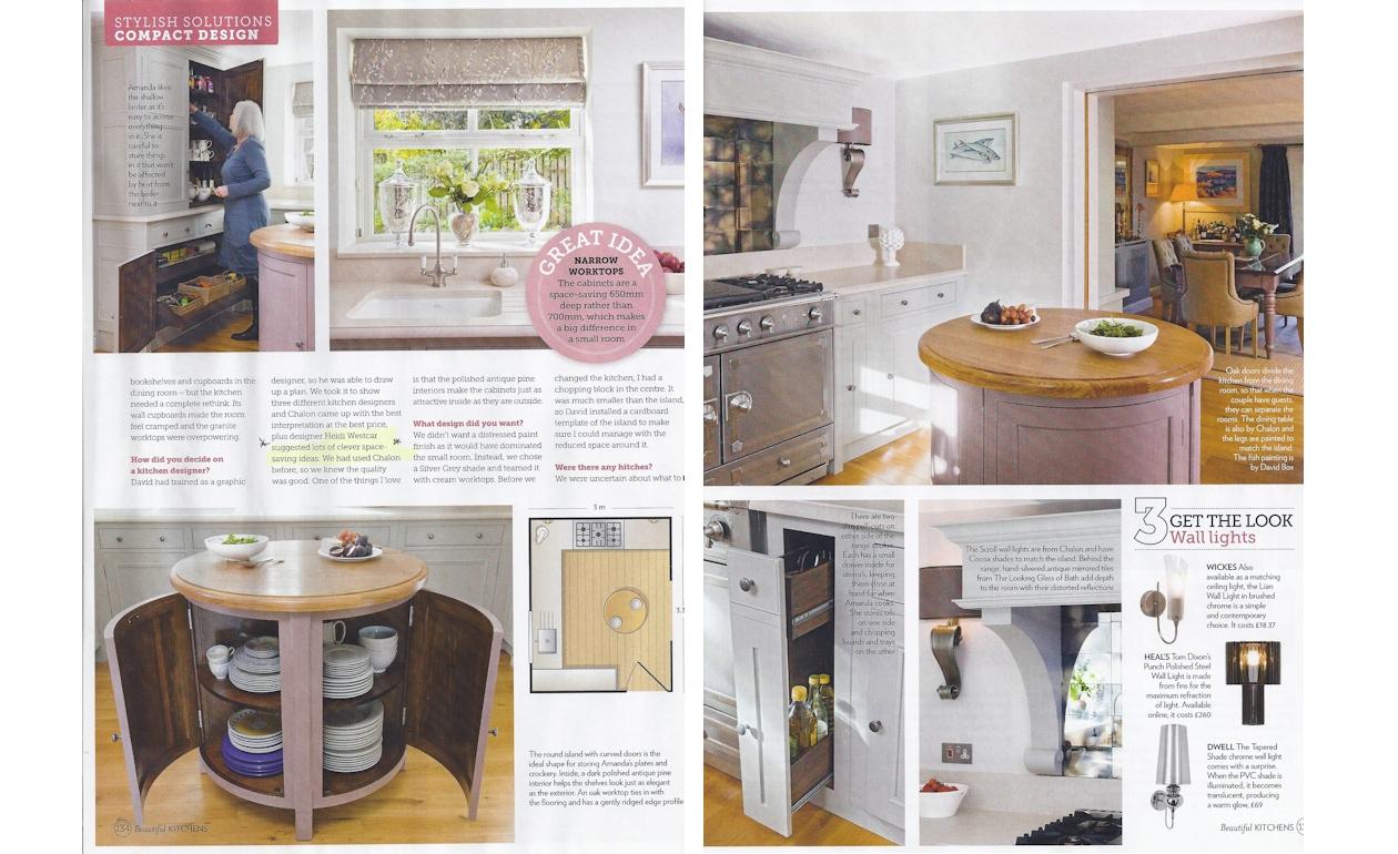 Culinary Architecture - Luxury Kitchen Design by Heidi Westcar